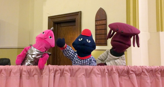 puppets-in-action
